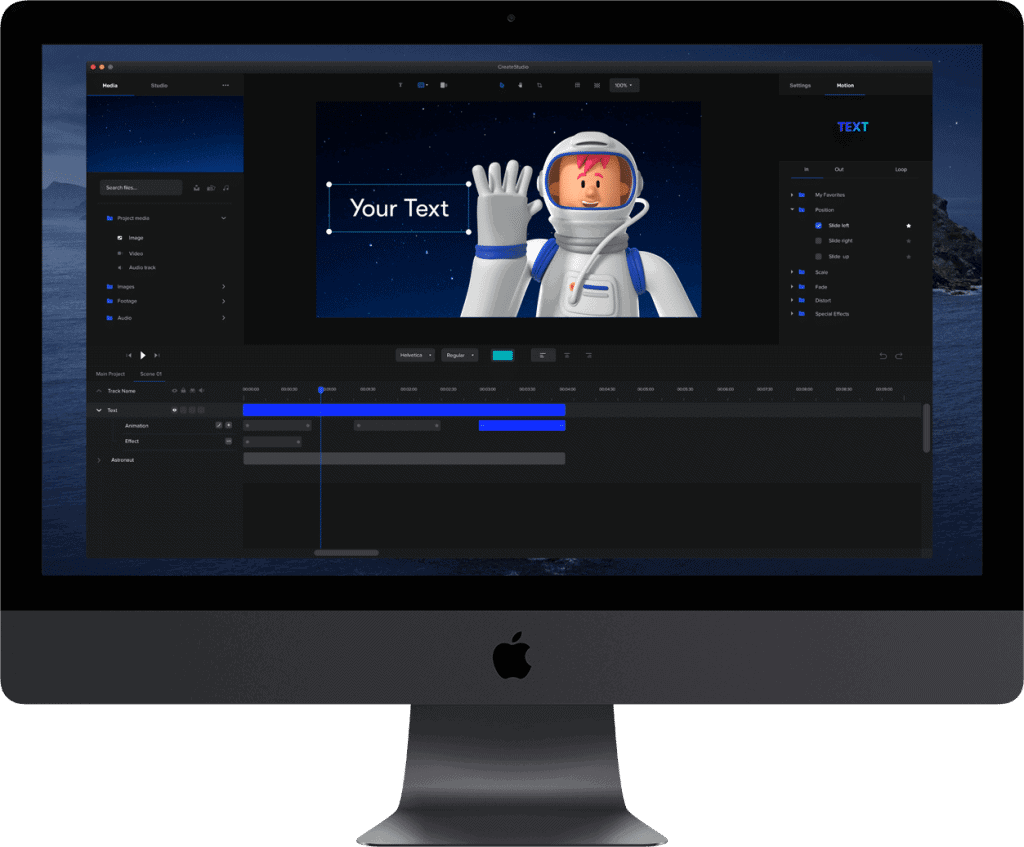 Createstudio iMac