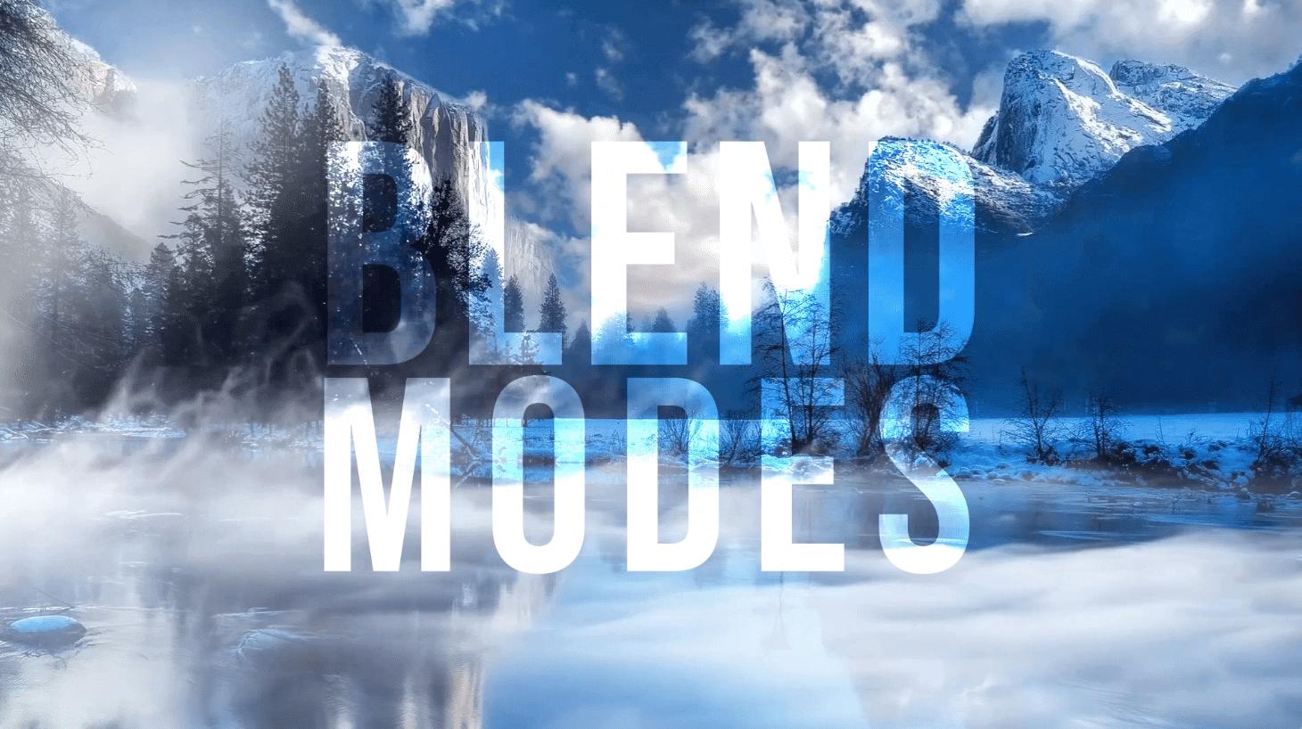 New Blending Modes